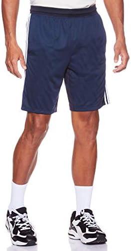 adidas Herren Shorts 4krft Sport Heather 9-inch 3s