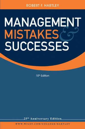 Management Mistakes and Successes: 25th Anniversary Edition