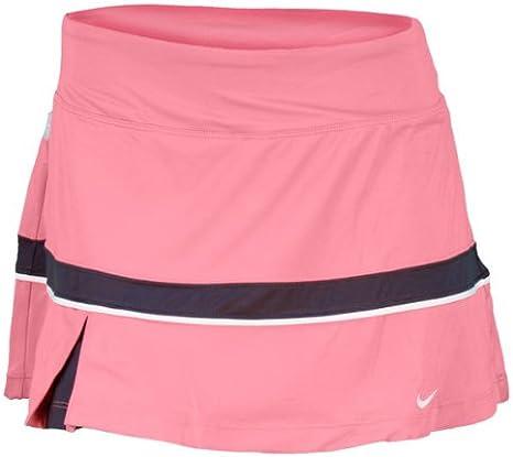 Nike Smash – Falda (para Mujer) - 409680, Gym Pink/Gridiron/White ...