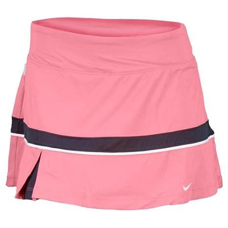 Nike Smash - Falda (para Mujer) - 409680, Gym Pink/Gridiron/White ...