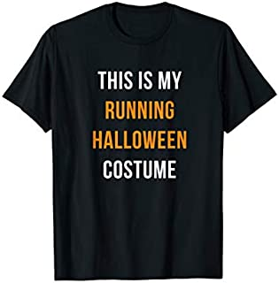 [Featured] This Is My Running Halloween Costume - Halloween Running in ALL styles | Size S - 5XL