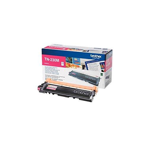 Price comparison product image Brother Original TN230M Magenta Toner