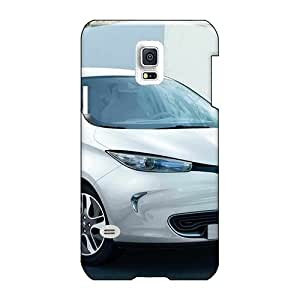 Anti-Scratch Hard Phone Cases For Samsung Galaxy S5 Mini With Unique Design Realistic Renault Zoe 2013 Series WandaDicks