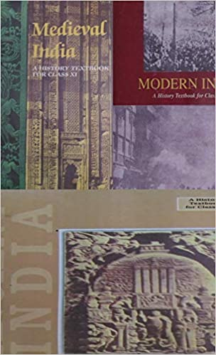 Ancient + Medieval + Modern India History NCERT