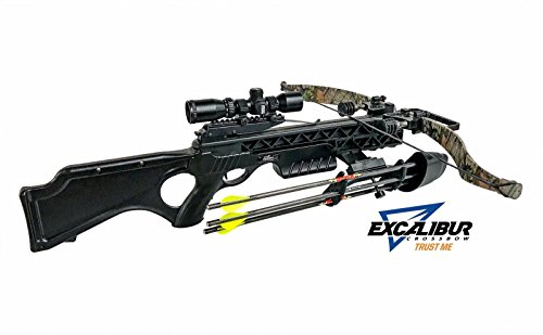 Excalibur Matrix Grizzly Black Shadow New DEADZONE Package E73314