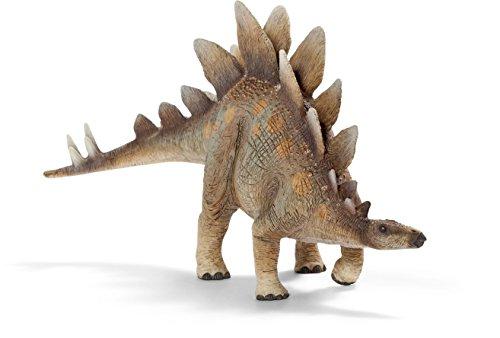 Stegosaurus Dinosaur Miniature - Schleich Stegosaurus