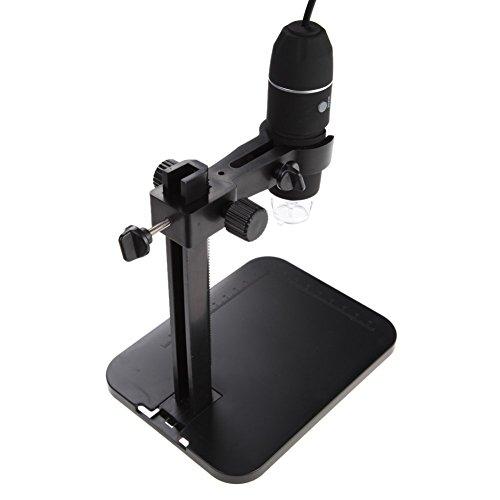 Digital Microscope, KLAREN 1000X 8 LED 2MP USB Digital Microscope Endoscope Magnifier Camera+Lift Stand