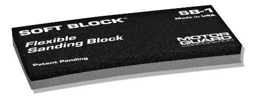 Motor Guard SB-1 Soft Block Flexible Sanding Block