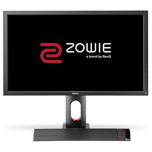 chollos oferta descuentos barato BenQ ZOWIE XL2720 Monitor Gaming de 27 144Hz para e Sport 1ms Black eQualizer Altura y Rotación Ajustable Color Vibrance Gris Oscuro y Rojo