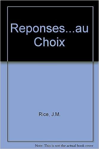 Ebook for Dummies télécharger gratuitementReponses...au Choix 0340215011 PDF