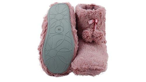 de casa Material Rosa por Zapatillas mujer de brandsseller Altrosa para estar Sintético rosa qwUB5g