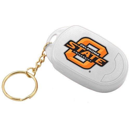 - Oklahoma State Cowboys White Musical Keychain