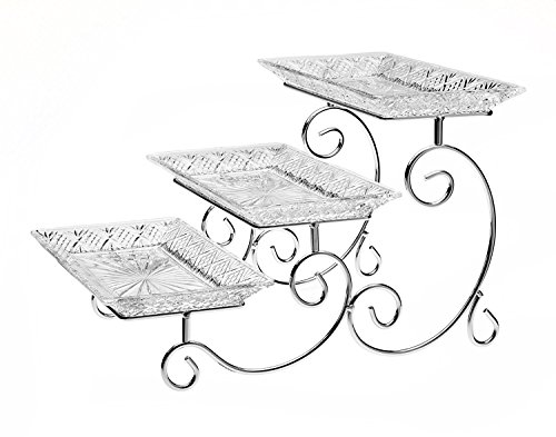3 tier buffet server - 2