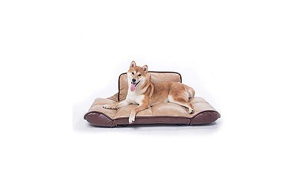 GYYL Sofá Cama de Gama Alta Muebles para Mascotas Perrera Perro Grande,Pink: Amazon.es: Deportes y aire libre