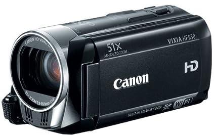 Canon VIXIA HF R30 Camcorder Drivers for PC