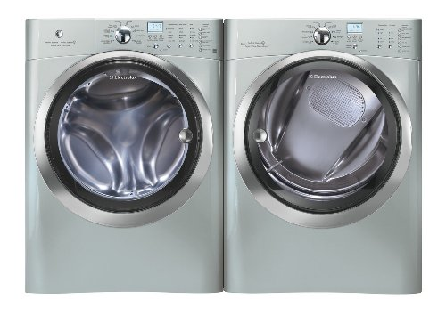 Electrolux Silver IQ Touch Front Load Washer and Steam GA...
