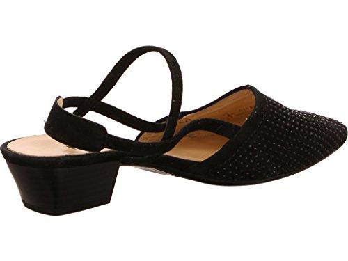 femme pour 17 Noir Sandales 65632 Gabor ZaqFOn4Y