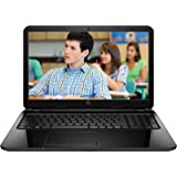 HP 15-r245TX 15.6-inch Laptop (Core i3-5th Gen/4GB/500GB/2GB Graphics/DOS), Black