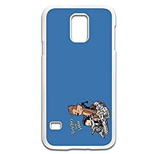 Calvin Hobbes Protection Case Cover For Samsung Galaxy S5 - Cool Cover