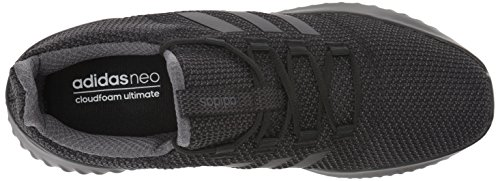 cheap marketable free shipping clearance adidas Men's Cloudfoam Ultimate Running Shoe Black/Black/Utility Black 001 cheap newest outlet cost outlet purchase I5DIbZx