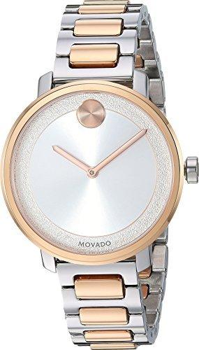 Women's Bold -  Two-Tone One Size - Movado 3600504