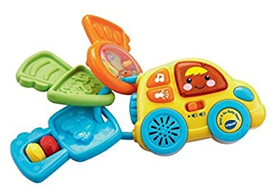 VTech Baby Beep and Go Baby Keys