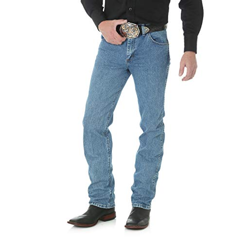 Wrangler Men's Premium Performance Cowboy Cut Slim