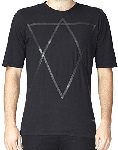 Religion Herren T-Shirt Schwarz Schwarz