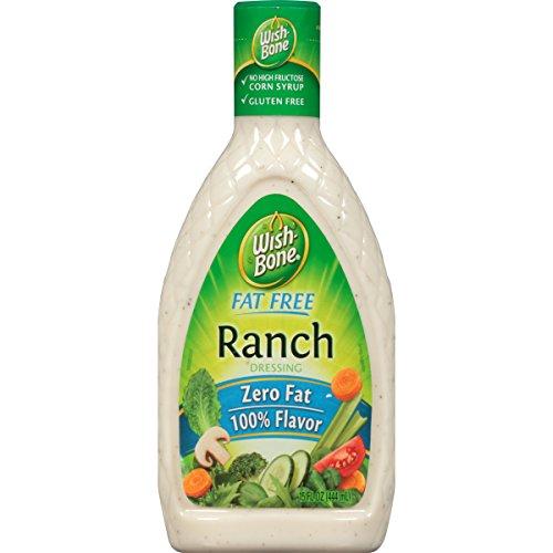 Wish-Bone Salad Dressing, Fat Free Ranch, 15 (Wishbone Fat)