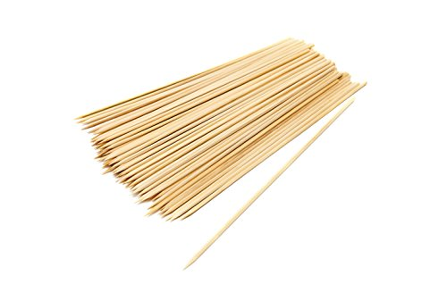 GrillPro 11060 10 Inch Bamboo Skewers