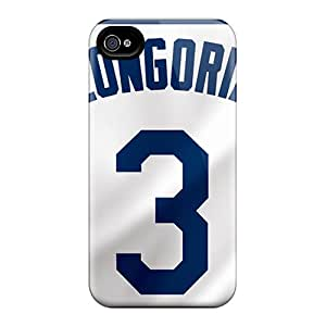 Iphone 6plus Qym18809oiya Support Personal Customs Vivid Tampa Bay Rays Pattern Shockproof Hard Phone Cover -JasonPelletier