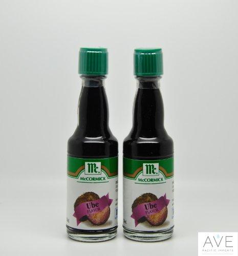 McCormick Ube Flavor Extract 2 bottles 20ml/bot (Purple Yum)