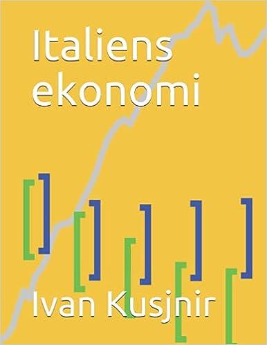 Italiens ekonomi