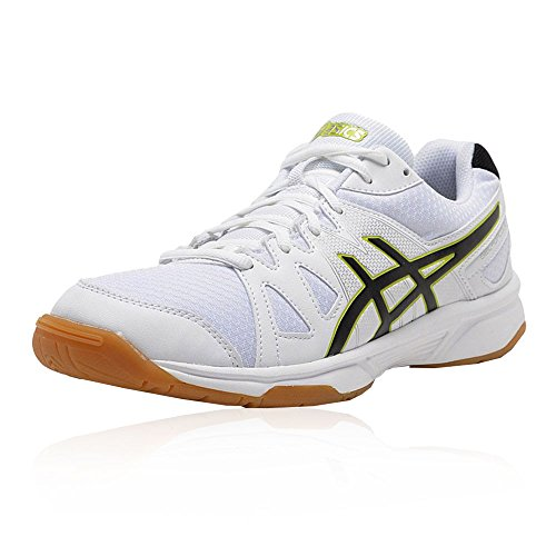 Blanco unisex interior Asics Zapatos de Upcourt de Gel deporte wwx80Yq