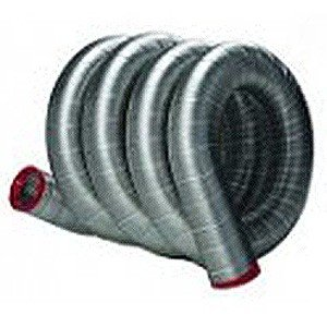 Fireside Chimney Supply FireFlex 316Ti Stainless Steel Chimney Liner - 3in x 15ft