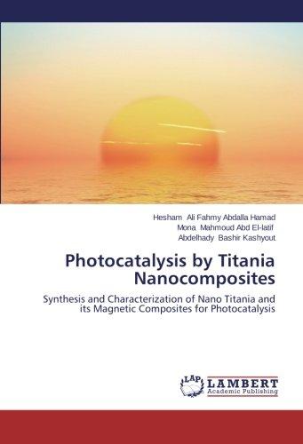 Photocatalysis by Titania Nanocomposites: Synthesis and Characterization of Nano Titania and its Magnetic Composites for Photocatalysis