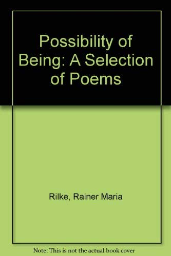 Possibility of Being: A Selection of Poems: Amazon.es: Rilke ...