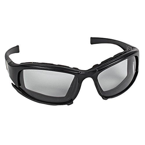 Jackson Light Smoke Safety Glasses, Anti-Fog, Scratch-Resist