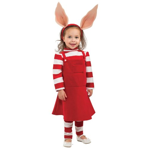 Olivia Toddler Costumes (Deluxe Olivia Costume - Small)