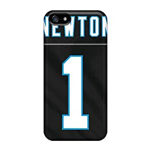 Cute Tpu Franiry79c24 Carolina Panthers Cases Covers For Iphone 5/5s