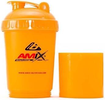 AMIX Monster Shaker Bottle Color Naranja: Amazon.es: Deportes ...