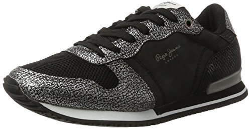 Sneakers Gris Basses Gable Jeans Pepe Femme Top Yw8twZ