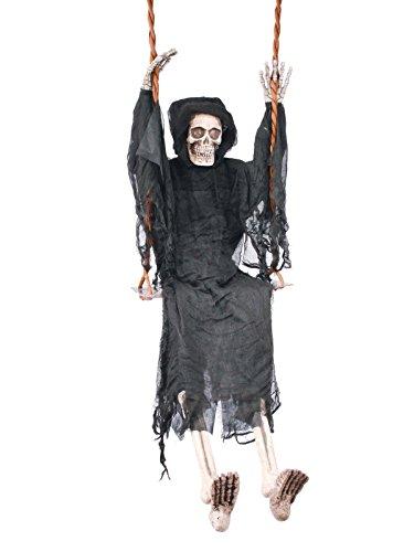 Fun World  Swinging Reaper Accessory, -Multi, Standard