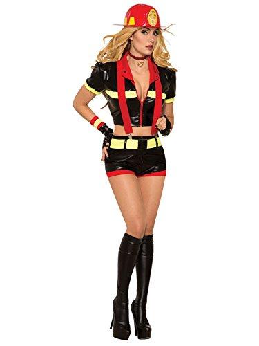 (Women's Hot Firefighter)