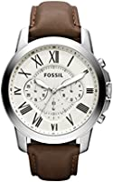 Save up to 59% on Fossil Grant watches