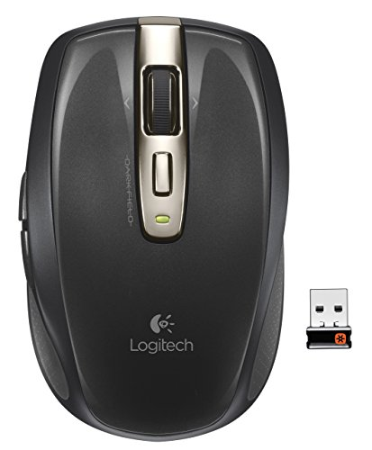 (Logitech Wireless Anywhere Mouse MX for PC and)