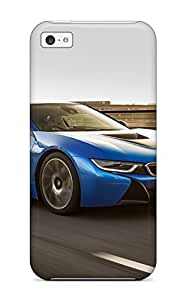 TYHH - Top Quality Case Cover For Iphone 5/5s Case With Nice Bmw I8 Appearance ending phone case