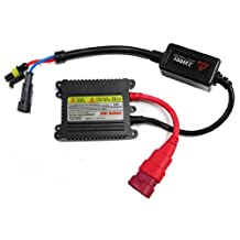 (1) iJDMTOY 35W Ultra Slim Digital HID Ballast Replacement For Aftermarket HID Conversion Kit