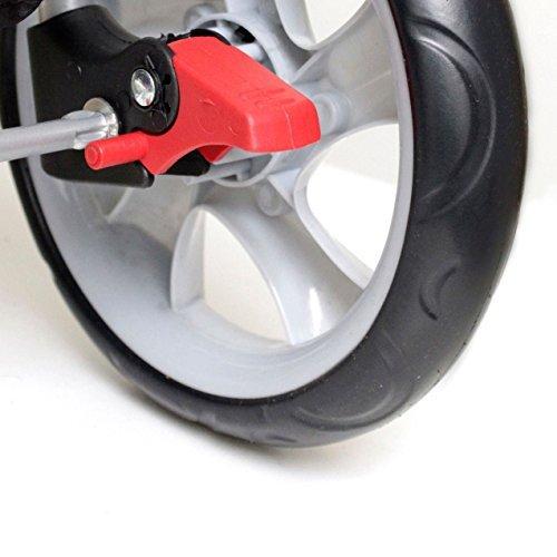 3 Wheel Jogger Pet Stroller - 5