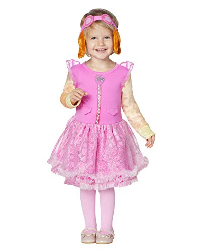 Spirit Halloween Baby Skye Dress Costume - PAW -